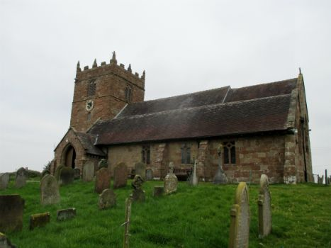 St. Mary's High Offley